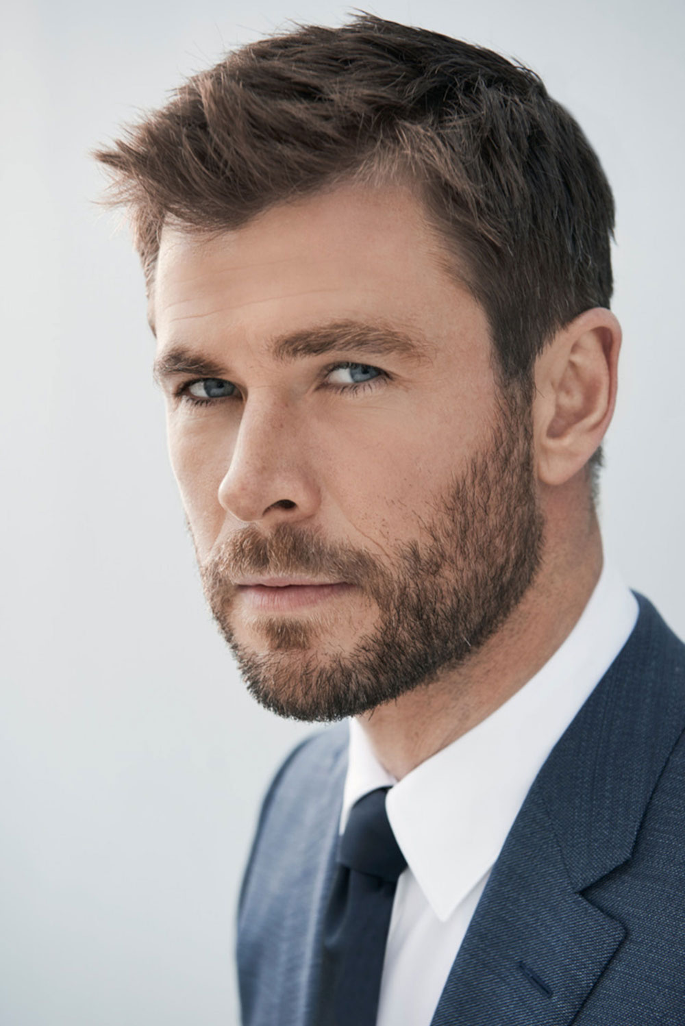 Chris Hemsworth Haircut 2 Men S Haircut Styles