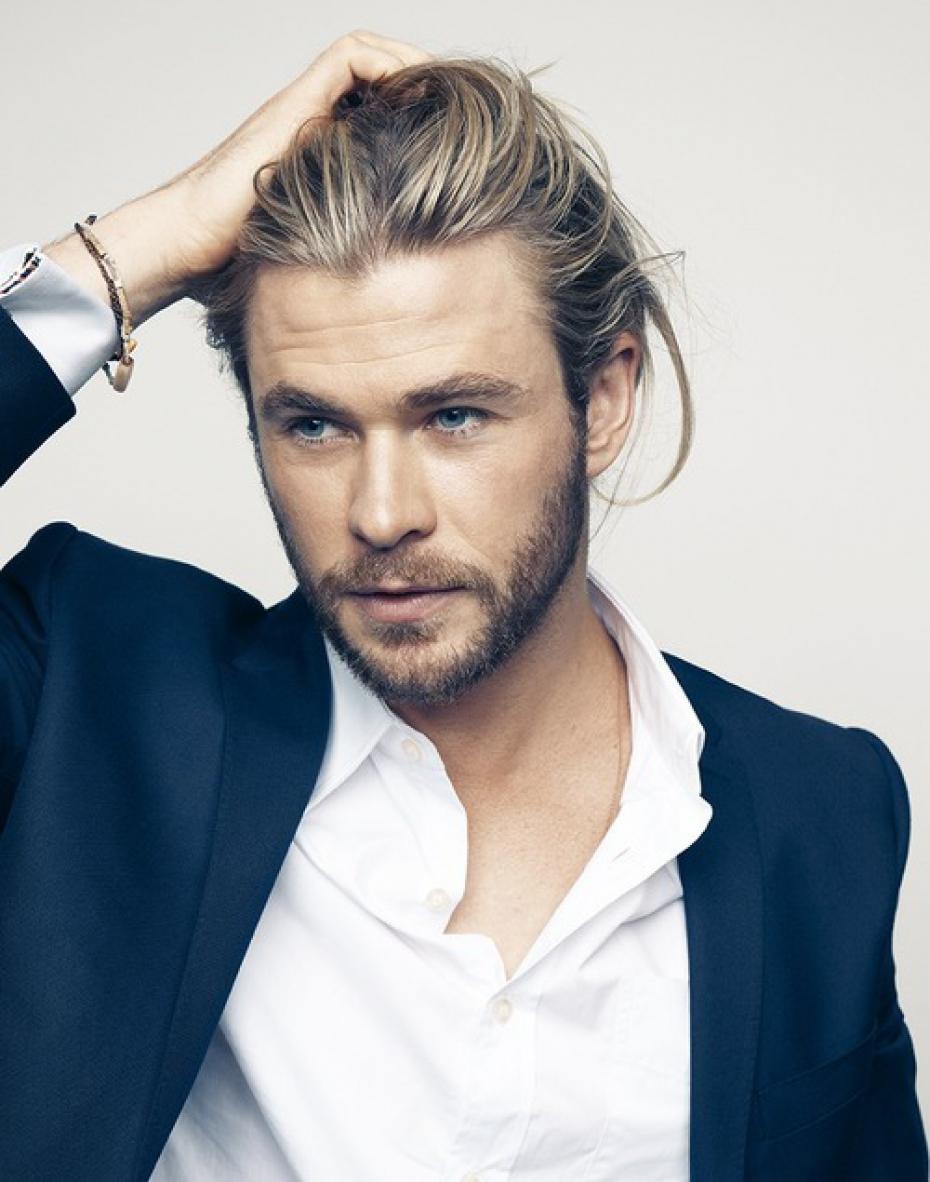 Chris Hemsworth Haircut