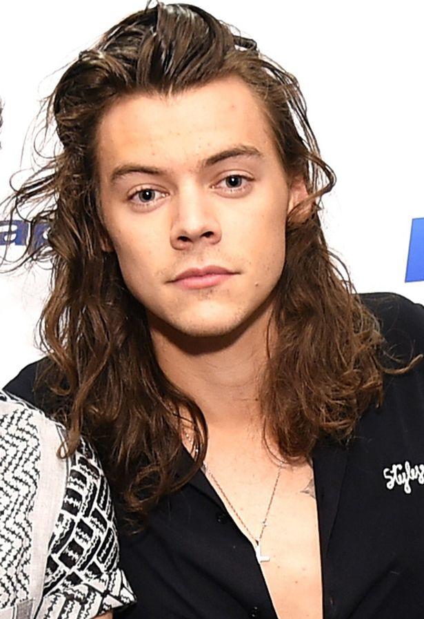 Harry Styles Haircut