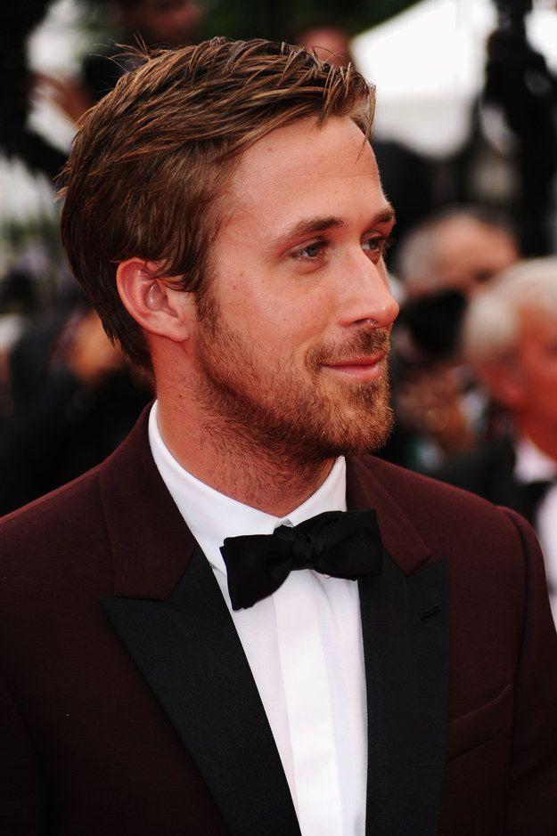Ryan Gosling Haircut
