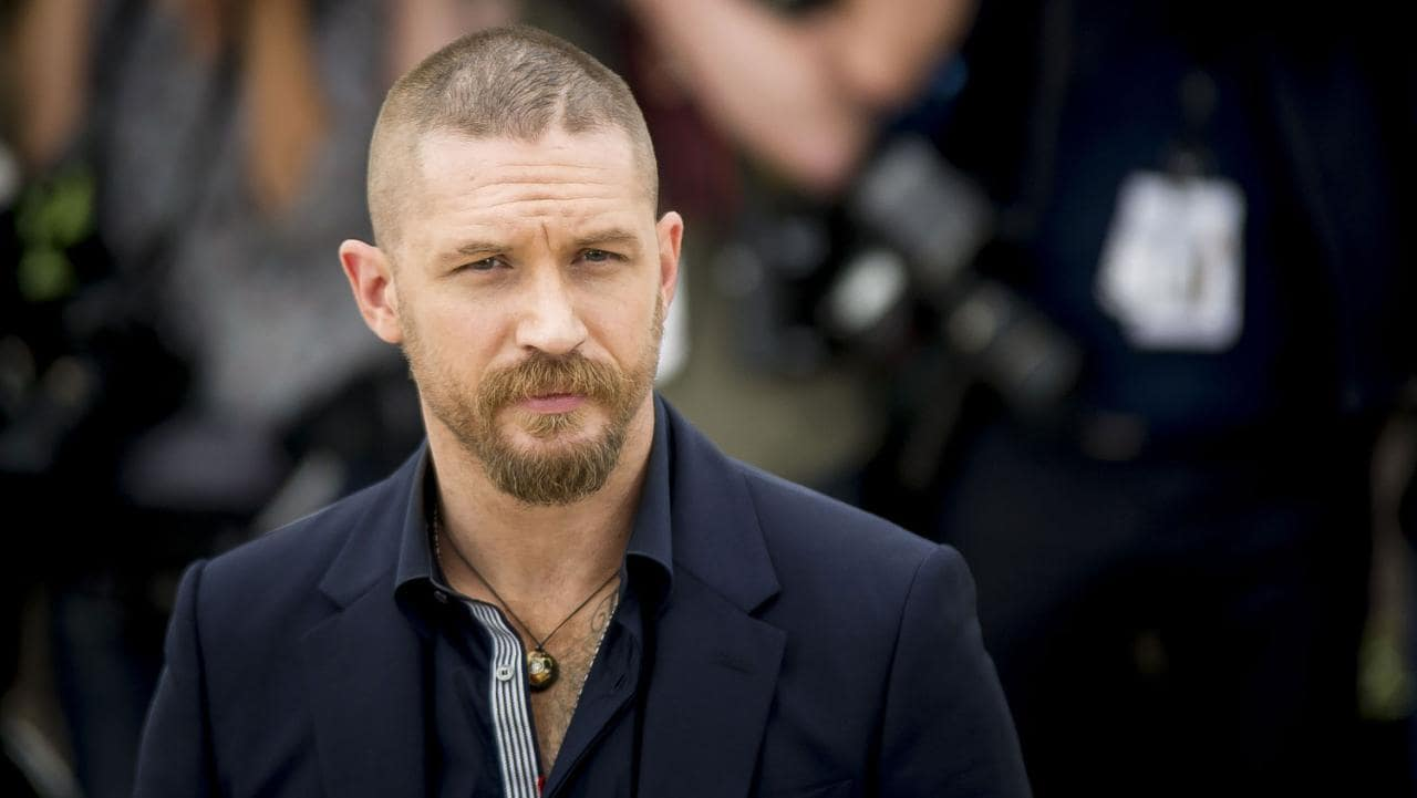 Tom Hardy Haircut Mad Max Which Haircut Suits My Face