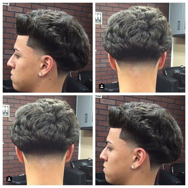 Blowout Haircut