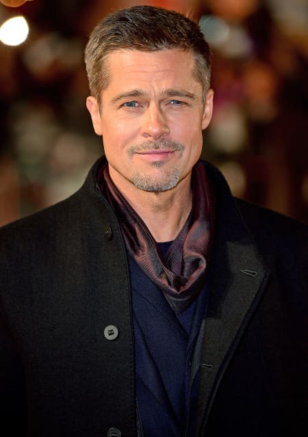 Brad Pitt Haircut