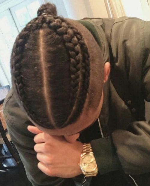 Braided Hairstyles For Men