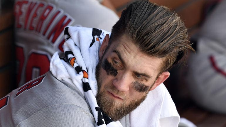 Bryce Harper Haircut