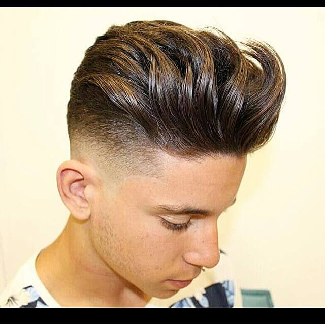 College Hairstyles For Men