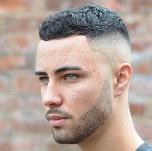Crew Cut Haircut