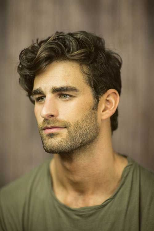 Curly Hairstyles For Men 13 - Men\'s Haircuts - Men\'s Hairstyles