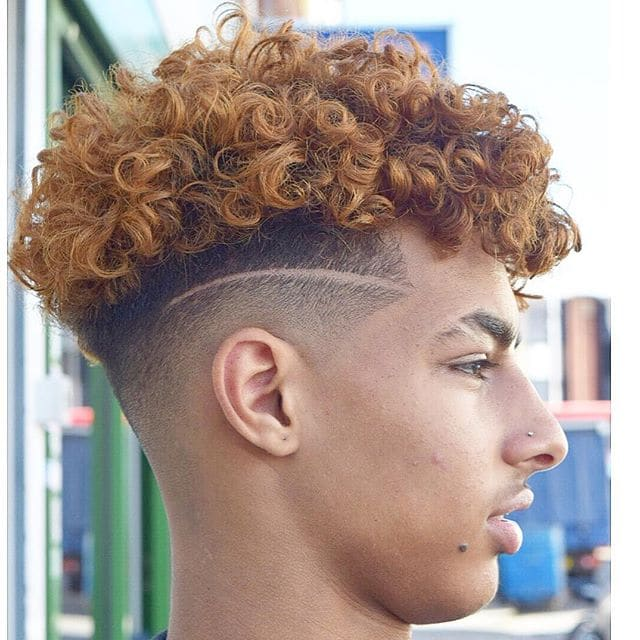 Curly Hairstyles For Men 16 - Men\'s Haircut Styles