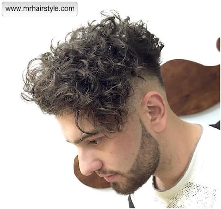 40 Best Curly Hairstyles For Men Mens Haircuts Mens Hairstyles