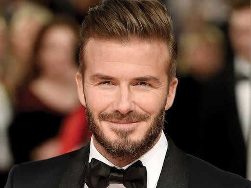 David Beckham Hairstyles 5 Mens Haircuts Mens Hairstyles