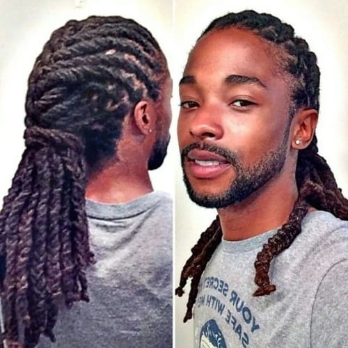 Dreadlock Styles For Men