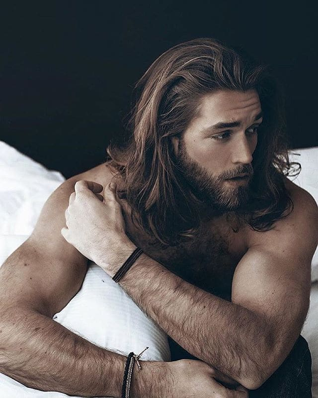 Flow Hairstyles For Men