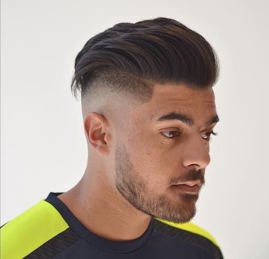 20 Best High Fade Haircuts for Men