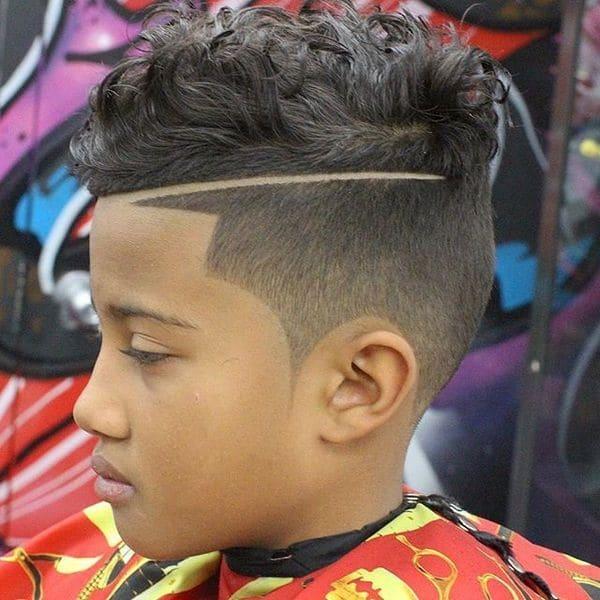 Line Up Haircut