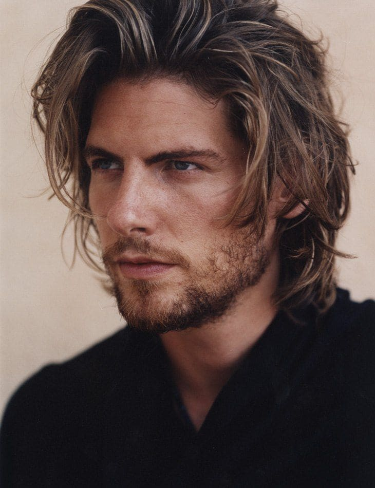 Long Hair For Men 2 Mens Haircuts Mens Hairstyles