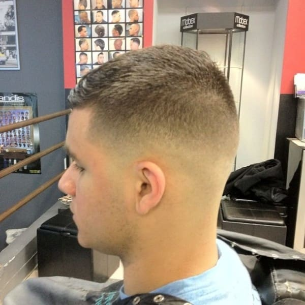 Military Haircuts For Men 6. « Previous Image | Full Size Image ...