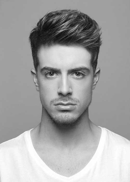Pompadour Hairstyles For Men 25