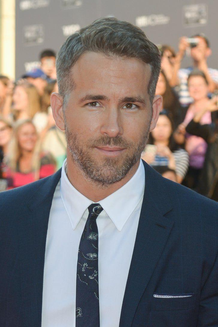 Ryan Reynolds Haircut 14 Mens Haircuts Mens Hairstyles