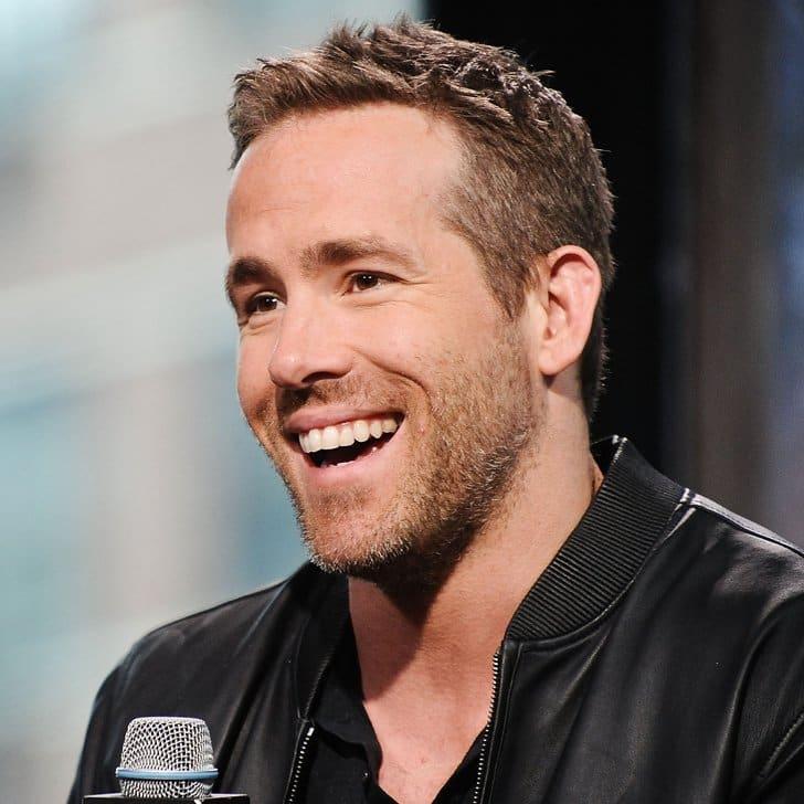 Ryan Reynolds Haircut 6 Mens Haircuts Mens Hairstyles