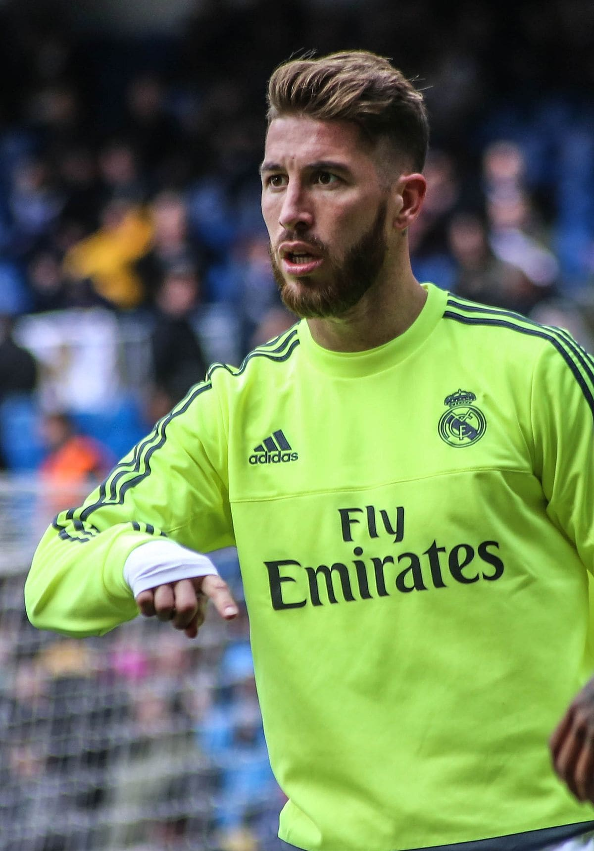 Sergio Ramos Haircut 14