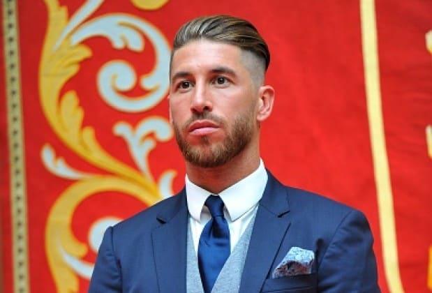 Sergio Ramos Haircut