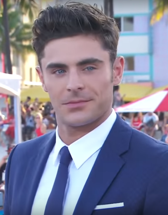 Zac Efron Hairstyles