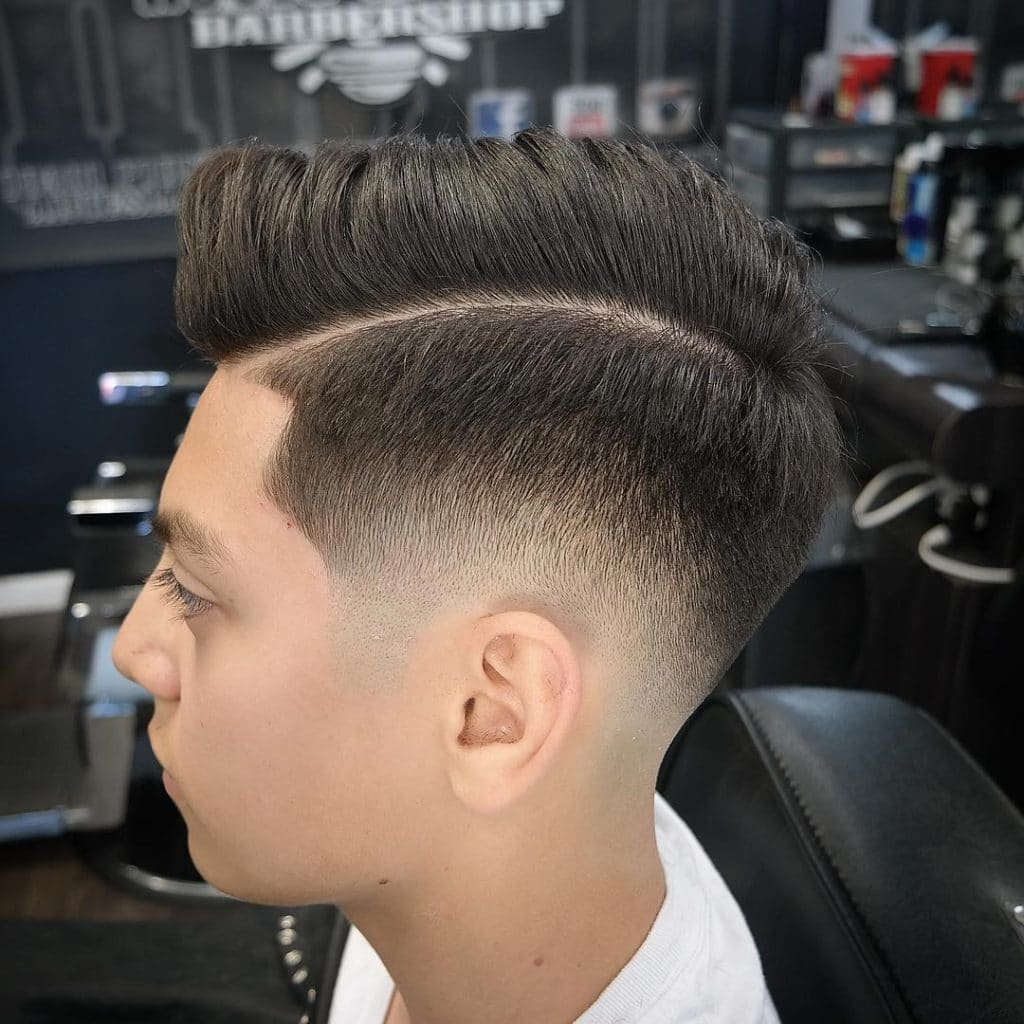 Side Part Hairstyles Men 25 Men S Haircut Styles