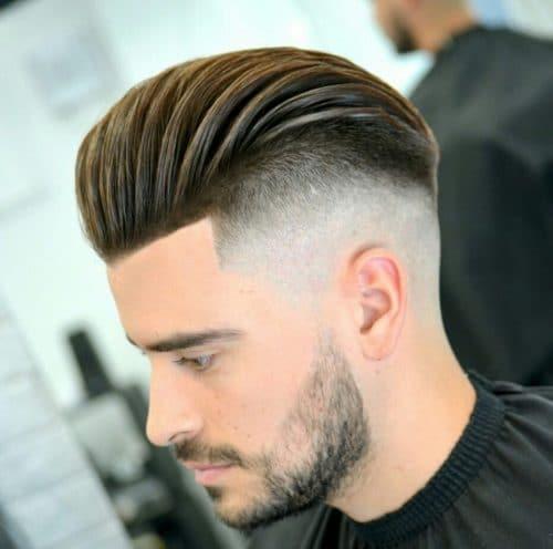 Fade Haircuts Men 2018 12 - Men\'s Haircut Styles