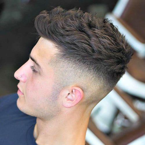 Fade Haircuts Men 2018 4 - Men\'s Haircut Styles