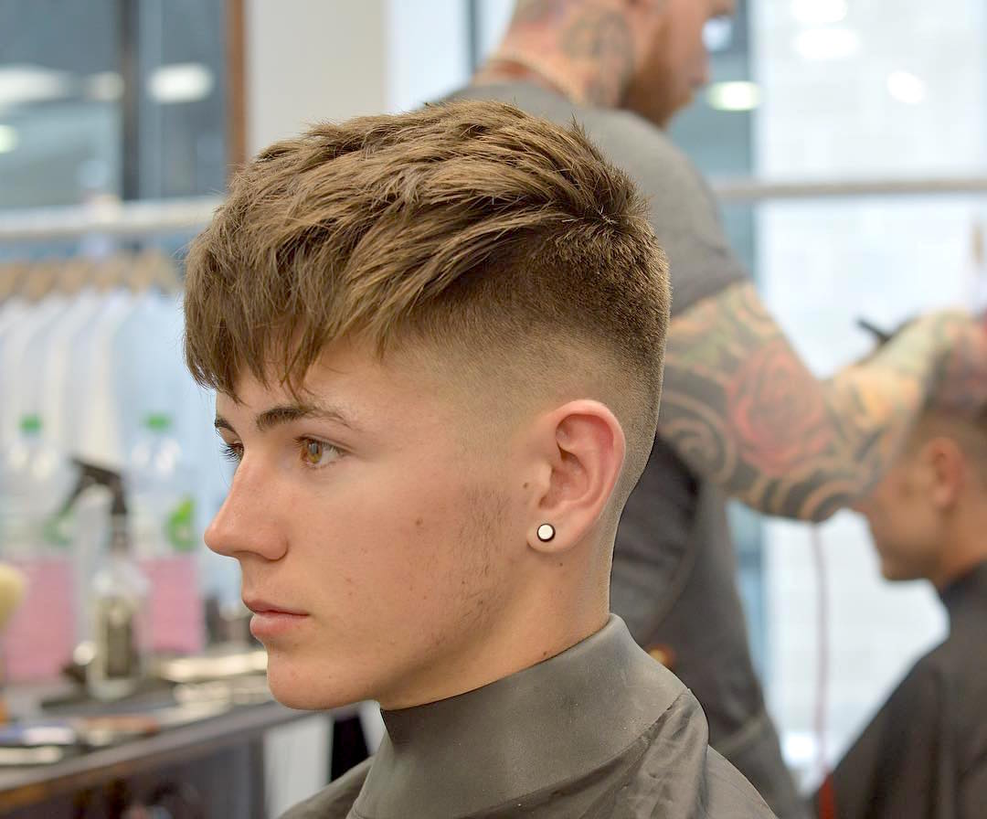 Fade Haircuts Men 2018 8 Mens Haircuts Mens Hairstyles