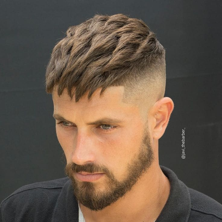 Mens Short Haircuts 2018