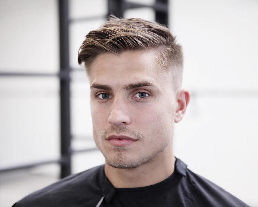 Short Hair Archives Men S Haircut Styles