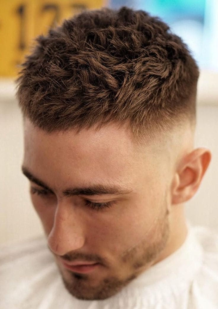 Short Haircuts For Men 2018