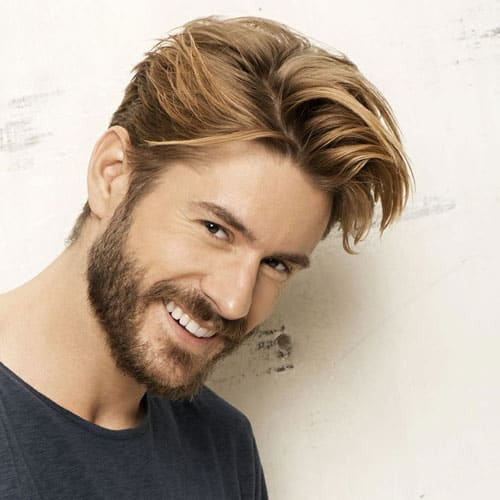 Textured Hairstyles For Men