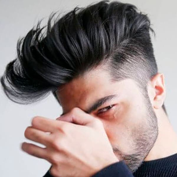 undercut hairstyles for men 2 - Men\'s Haircuts - Men\'s Hairstyles