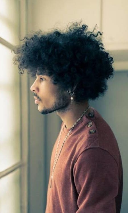 2018 Curly Hairstyles For Black Men 17