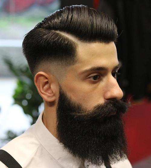 Low Fade Haircut