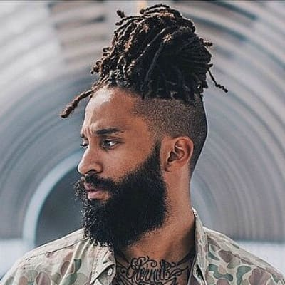 Dread Styles For Men 14
