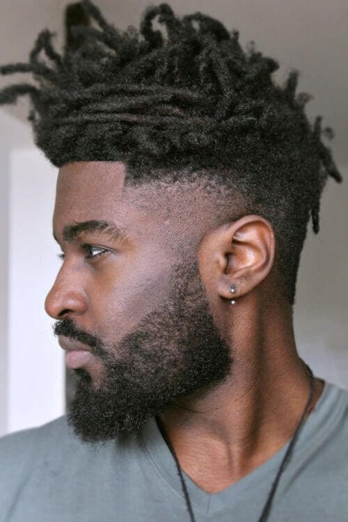 dread styles for men 24 - Men\'s Haircuts - Men\'s Hairstyles