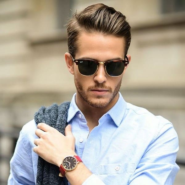 hipster hairstyles for men 2018