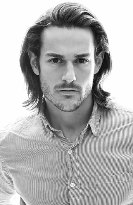 Long Hairstyles For Men 2018 15 Men S Haircut Styles