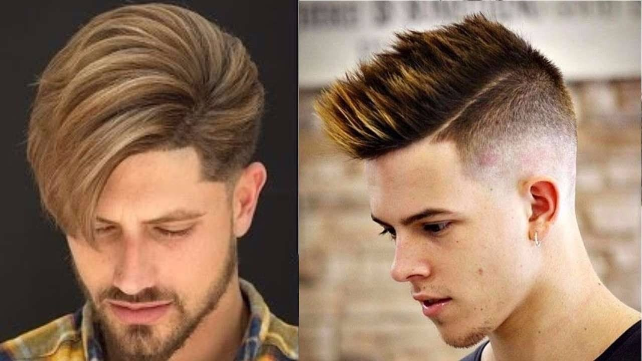 29 New Hairstyles For Men 2018 Men S Haircut Styles