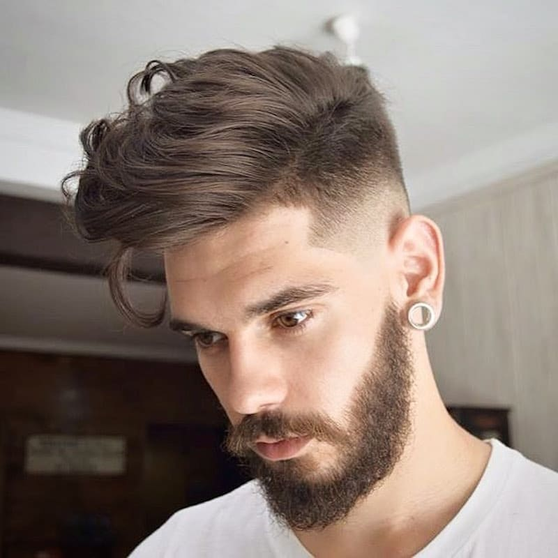 new hairstyles for men 2018 2 - Men\'s Haircuts - Men\'s Hairstyles