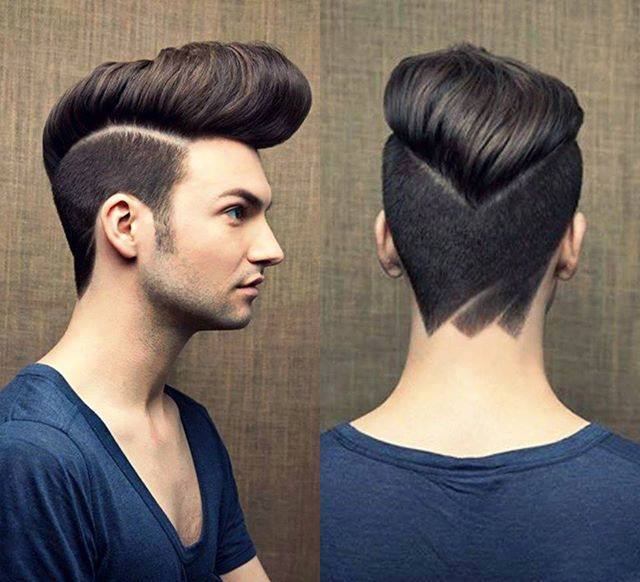 new hairstyles for men 2018