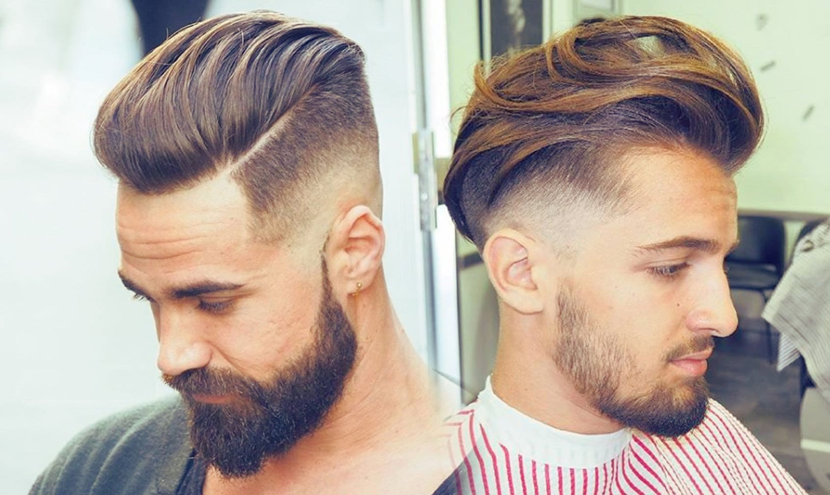 new hairstyles for men 2018 4 - Men\'s Haircuts - Men\'s Hairstyles