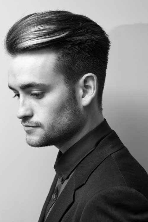 undercut hairstyles for men 2018