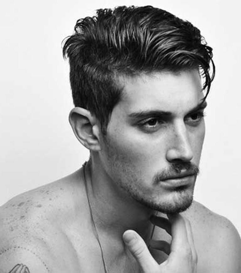 undercut hairstyles for men 2018 2 - Men\'s Haircuts - Men\'s Hairstyles