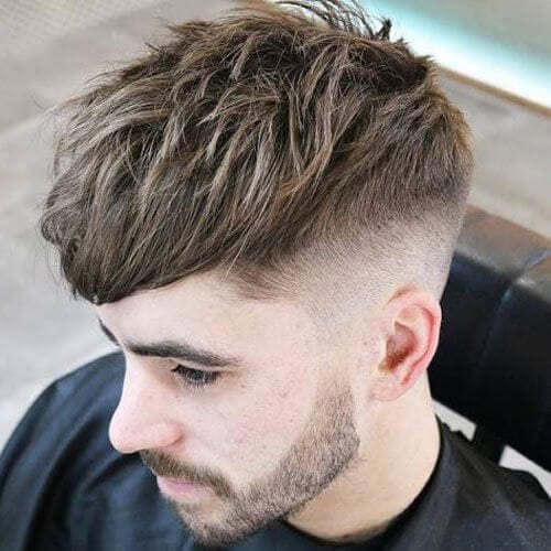 Undercut Hairstyles For Men 2018 27 Men S Haircut Styles