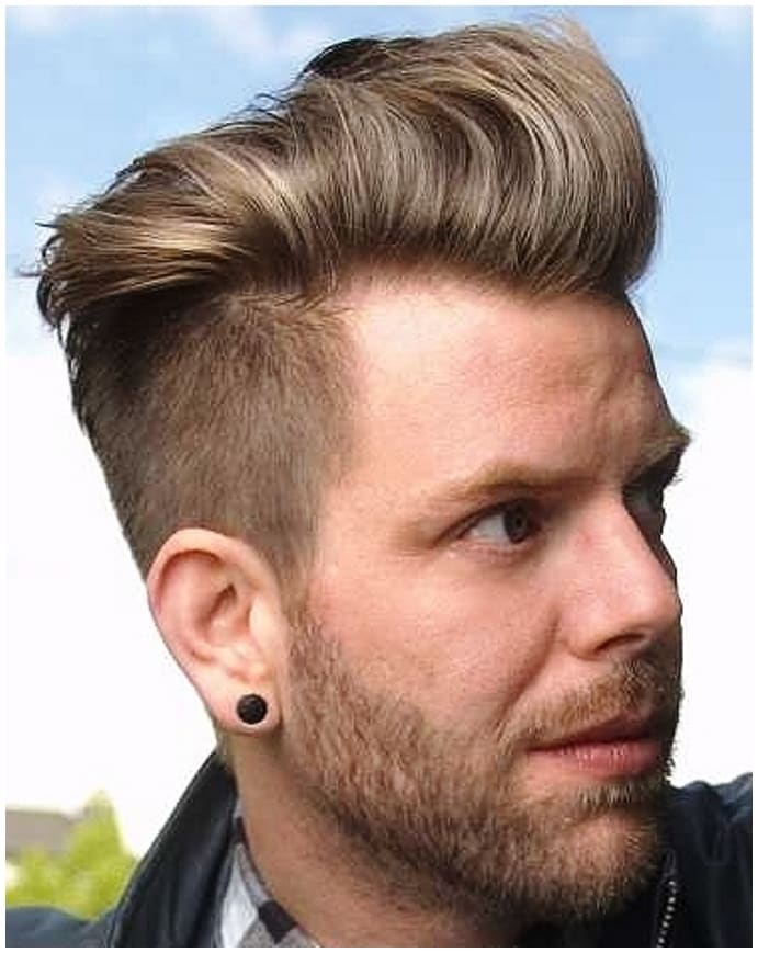 29 Remarkable Undercut Hairstyles For Men 2018 Mens Haircuts